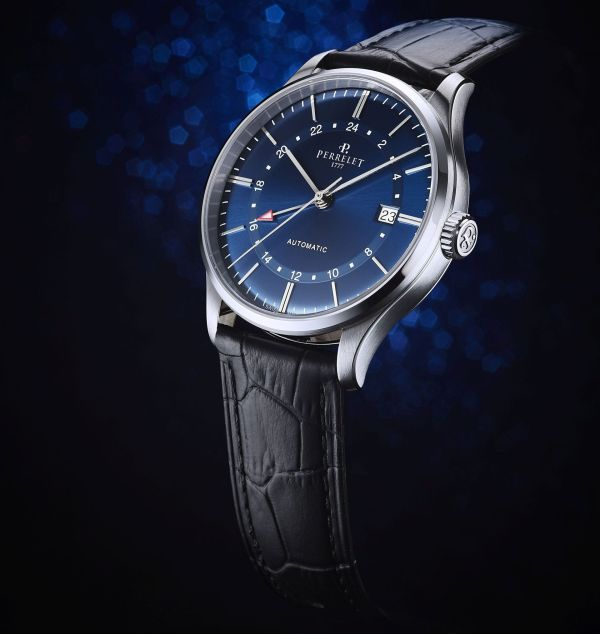 Perrelet Weekend Collection New Models 2020 Weekend GMT