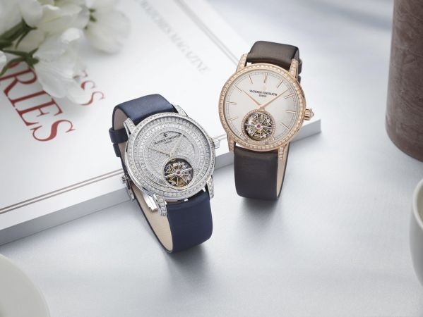 Vacheron Constantin Traditionnelle Tourbillon for women