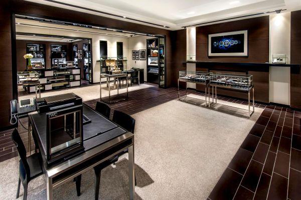 IWC Boutique Miami Design District