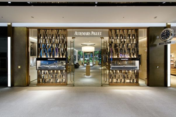 Audemars Piguet Opens a New Boutique at A13 Far Eastern Mall in Taipei City, Taiwan