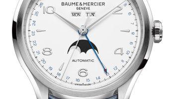 Baume & Mercier Clifton Complete Calendar (Reference M0A10450)