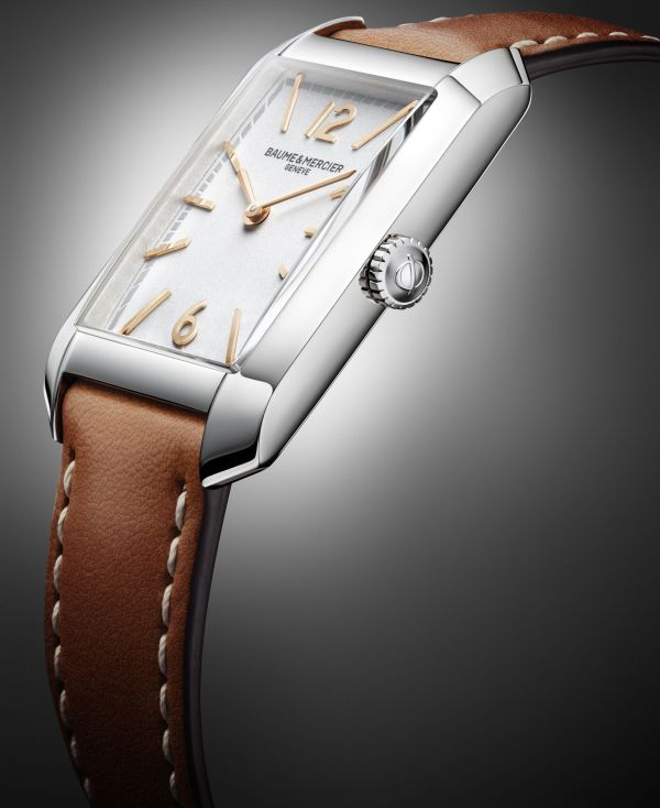 Baume & Mercier Hampton Collection New Models 2020