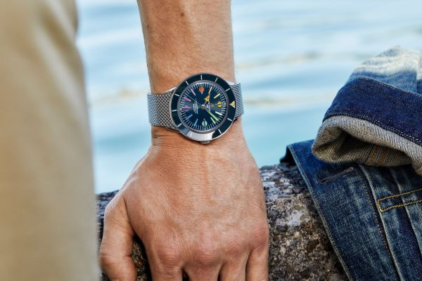 Superocean Heritage Automatic 42 '57 Limited Edition II