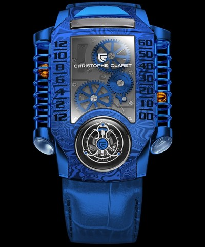 Christophe Claret X-TREM-1 (New Damascus Steel Editions)