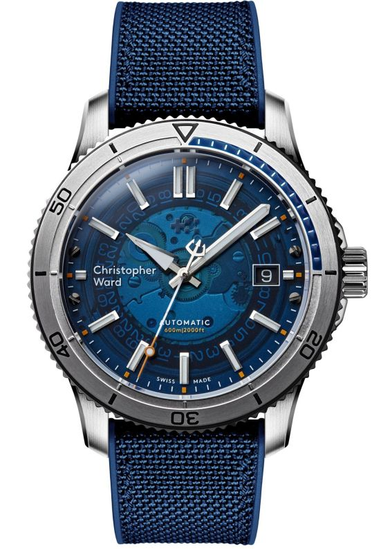 Christopher Ward NEW C60 Sapphire 1