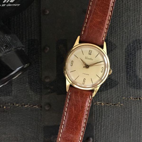 Circula vintage watch, circa 1955