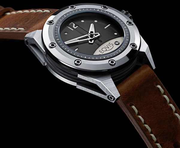 EQVIS Varius customizable Swiss automatic watch