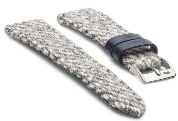 Fears Watch Company-Romney Marsh Wools-New Wool straps - Marsh Fern
