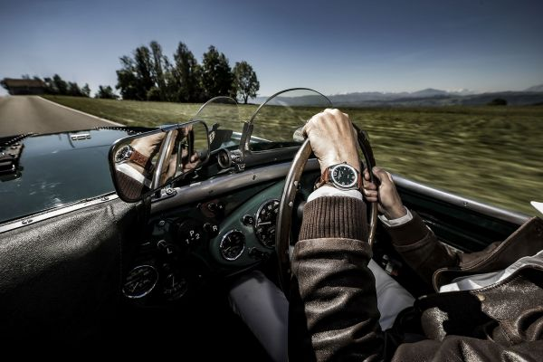 Frederique Constant Vintage Rally Healey Automatic New Limited Edition Models 2020