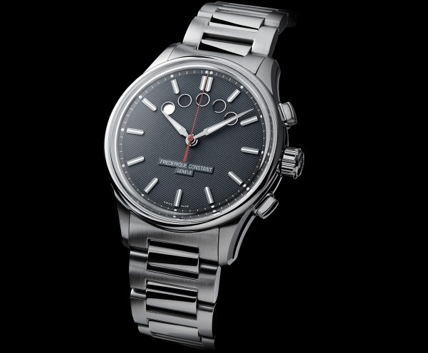Frederique Constant Yacht Timer Regatta Countdown (New Edition with Anthracite Grey Dial)