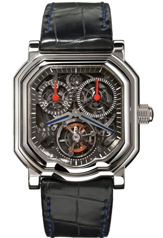Gerald Charles Maestro.99 Squelette Tourbillon Chronograph