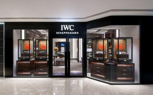 IWC Schaffhausen Opens New Boutique at Ocean Terminal Hong Kong