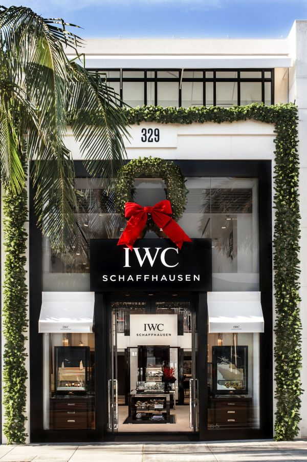 IWC Boutique Rodeo Drive, Beverly Hills, CA
