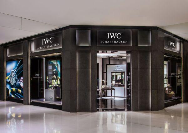 IWC Boutique, Shopping JK Iguatemi, São Paulo