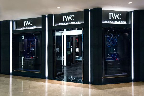 IWC Boutique South Coast Plaza