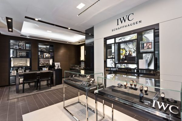 IWC Schaffhausen Boutique Causeway Bay, Hong Kong