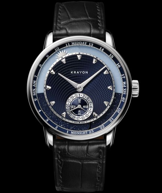 Krayon Anywhere white gold model