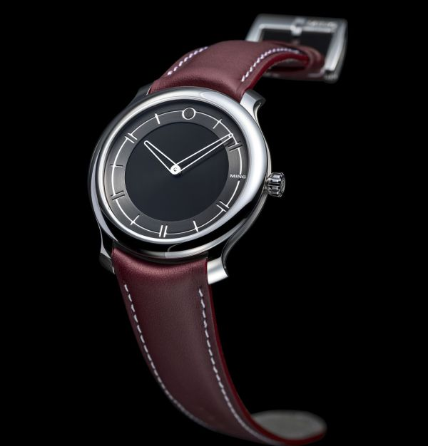 MING 27.01 manual wound watch