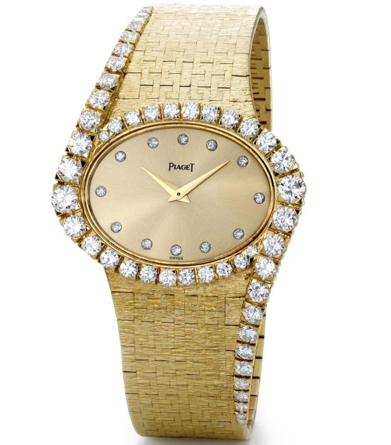 Piaget Patrimony model 1973 - Inspiration for the new Limelight Gala Collection