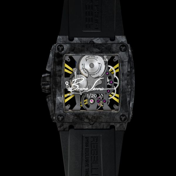 Rebellion Re-Volt Carbon Forged Bruno Senna Limited Edition