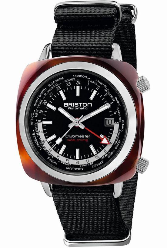 Briston Clubmaster Traveler Worldtime Limited Edition