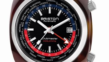 Briston Clubmaster Traveler Worldtime Limited Edition
