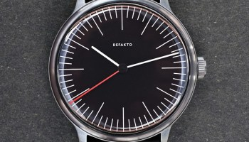 Defakto Vektor Orbit automatic watch