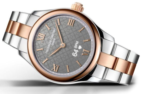 Frederique Constant Smartwatch Ladies Vitality, Reference: FC-286BG3B2B