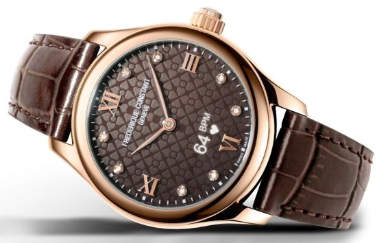 Frederique Constant Smartwatch Ladies Vitality, Reference: FC-286CD3B4