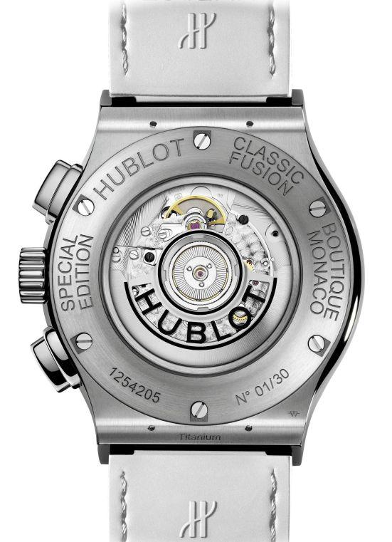 Hublot Classic Fusion Aerofusion Chronograph Special Edition 'Boutique Monaco'