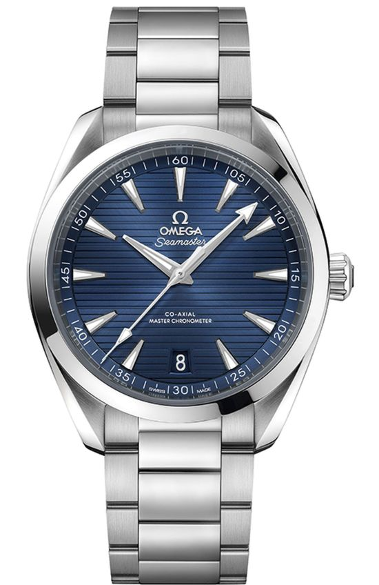 OMEGA Seamaster Aqua Terra (New Green and Blue dial Versions)