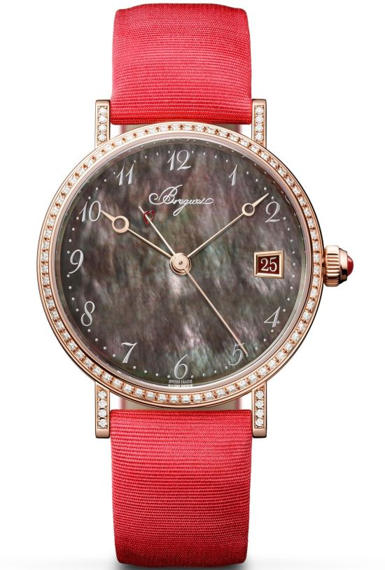 Breguet Classique 9065 Tahitian Mother-Of-Pearl Limited Edition