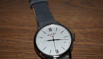 Detroit Mint Classical Swiss Quartz Dress Watch