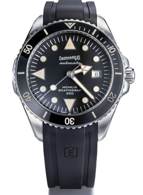 """Eberhard & Co. SCAFOGRAF 300 """"MCMLIX"""" Edition"""