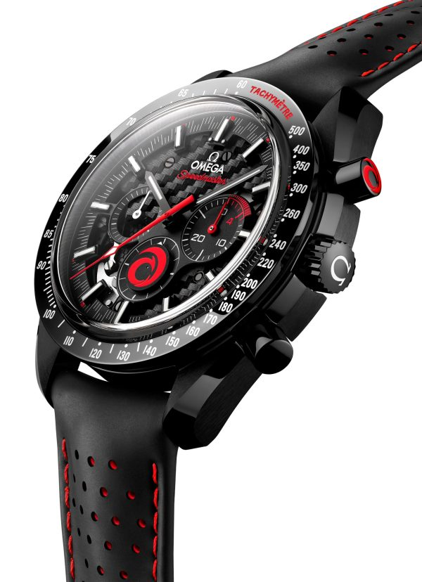 OMEGA Speedmaster Moonwatch Chronograph 44.25 MM Team Alinghi