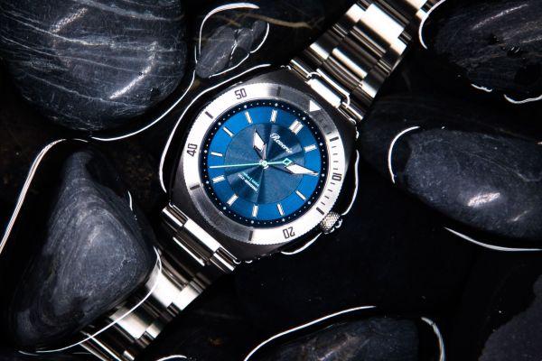 Reverie Diver automatic diving watch kickstarter campaign