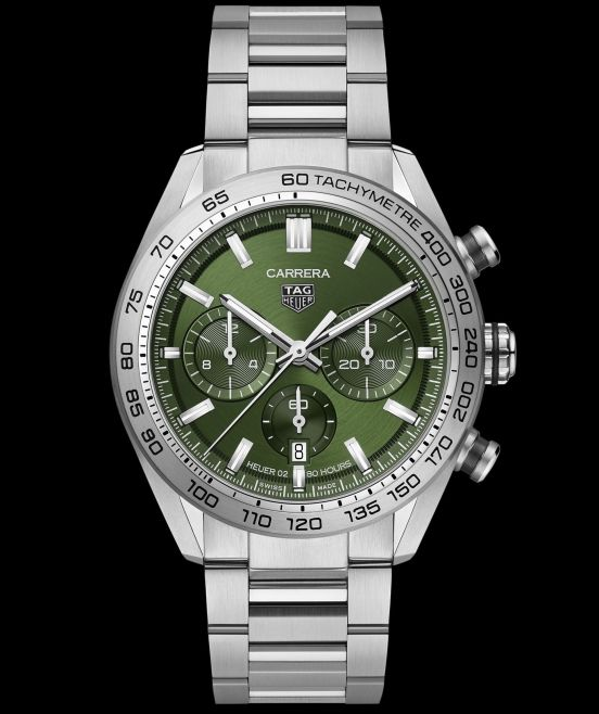 TAG Heuer Carrera Sport Chronograph 44mm, Reference CBN2A10.BA0643