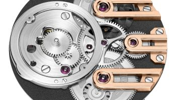 Armin Strom Gravity Equal Force 18ct Rose Gold Version