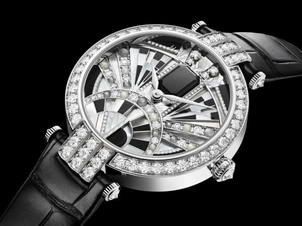 Harry Winston Premier Majestic Art Deco Automatic 36mm