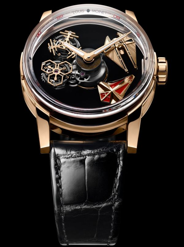 Louis Moinet Space Revolution Limited Edition