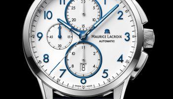 Maurice Lacroix Pontos 20th Anniversary Collection Pontos chronograph