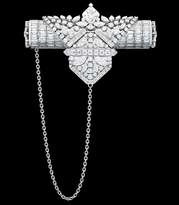 My Precious Time by Harry Winston (High Jewelry Timepieces)