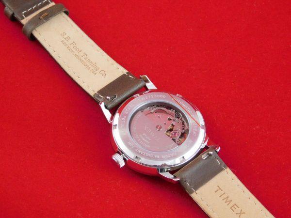 Timex MARLIN® Automatic Watch 40mm strap