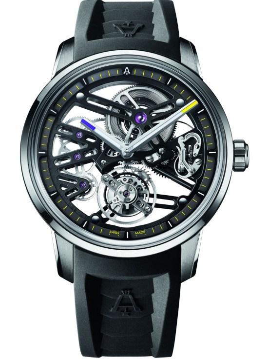 Angelus custom made U40 watch for Justin Jefferson