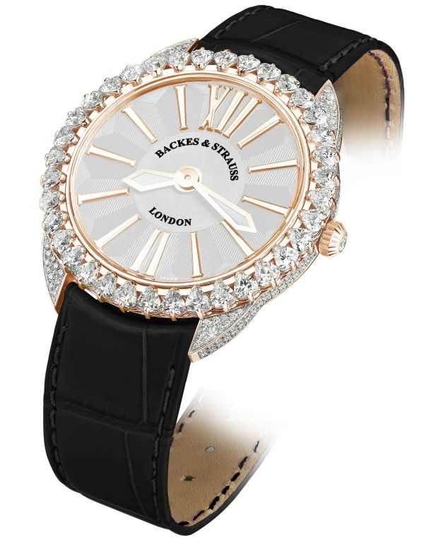 Backes & Strauss Queen of Hearts classic watch