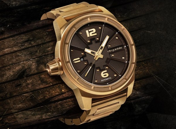 ELEGANTSIS JF48A Automatic Military Style Tactical Precision Wristwatch