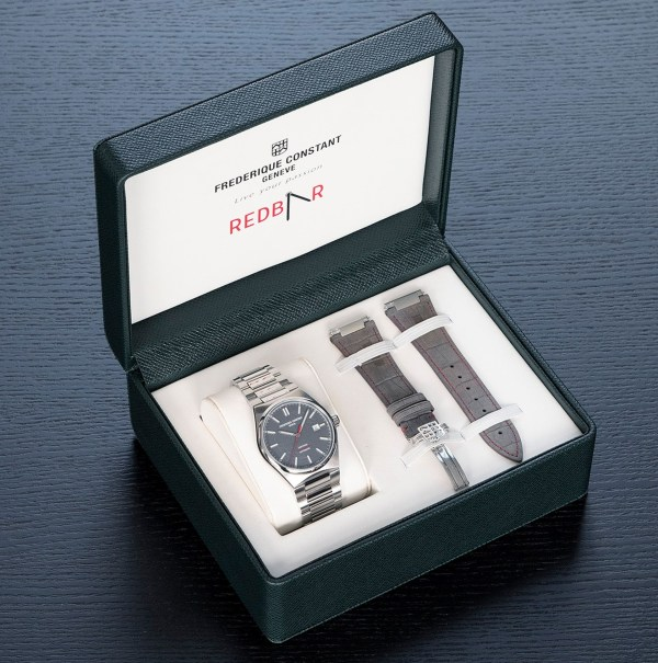 Frederique Constant RedBar Highlife Automatic COSC Limited Edition