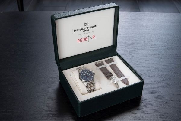Frederique Constant RedBar Highlife Perpetual Calendar Manufacture Limited Edition