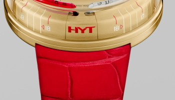 HYT H0 FEEL THE HYT - Exclusive edition to HYT Pop Up Store Miami Design District