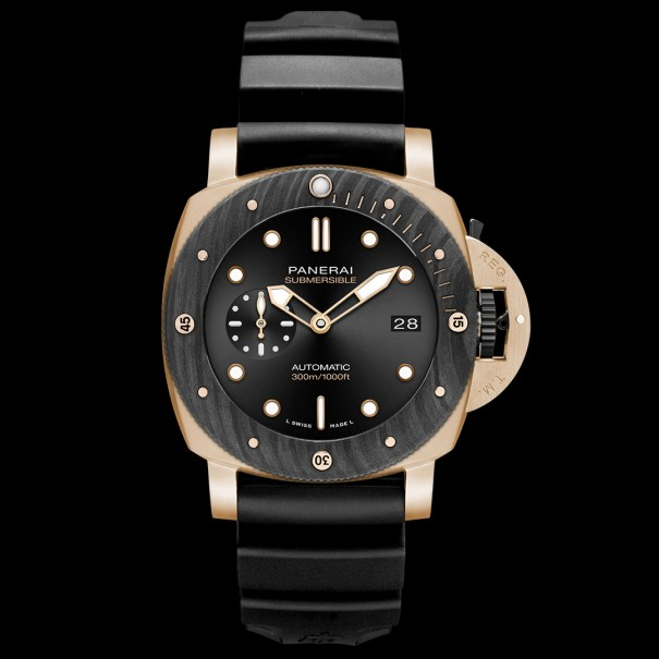 Panerai Submersible Goldtech™ Orocarbo - 44MM (PAM01070)